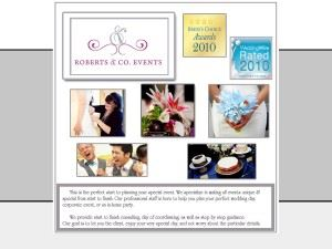 Roberts & Co Event Planning Manassas