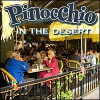 Pinocchio in the Desert
