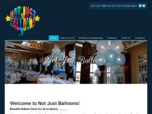 Not Just Balloons
