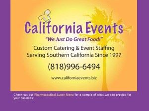 California Events Catering & Event Staffing