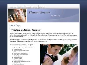 Elegant Events by Shelly