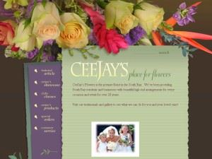 Ceejay's Place For Flowers