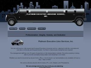 Platinum Executive Limo Services, Inc.