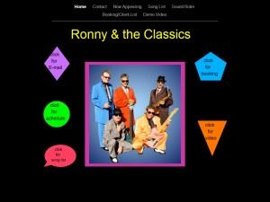 Ronny And The Classics