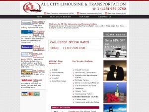 All City Limousine & Transportation