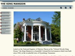 King Mansion