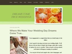 Dreams Come True Weddings