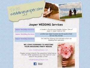 Weddings in Jasper