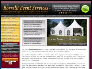Borrelli Event Services