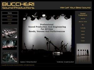 Buccheri Sound Productions