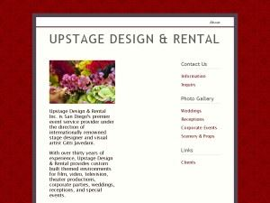Upstage Design & Rental Inc