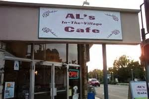 Al's Cafe in the Village