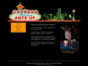 Ante Up Casino Parties Of Dallas