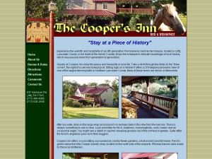 Cooper's Inn Bed & Breakfast