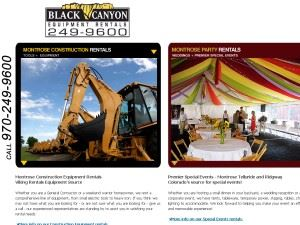 Black Canyon Rentals