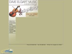 Dave Elgart Musical Entertainment