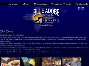 Blue Adobe Grille - Scottsdale