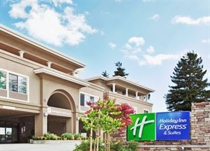 Holiday Inn Express Santa Cruz East