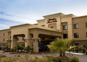 Hampton Inn and Suites Oakland Airport