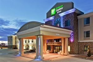Holiday Inn Express Hotel and Suites Clovis