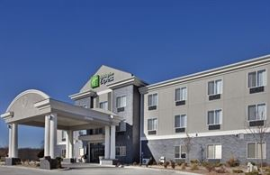 Holiday Inn Express Hotel and Suites Pittsburg