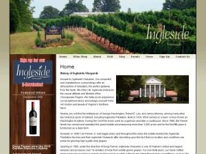 Ingleside Vineyards