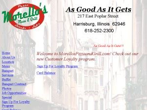 Morellos Pizza and Grill