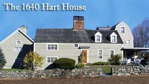 Hart House the 1640