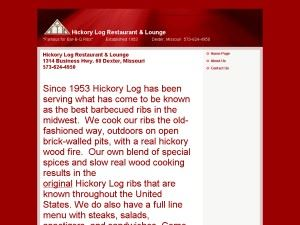 Hickory Log Restaurant