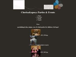 Cherisa's Parties & Events