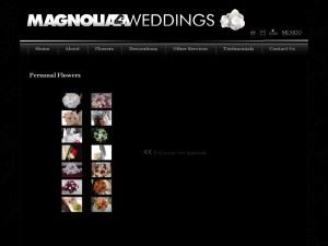 Magnolia Wedding Services - Florist