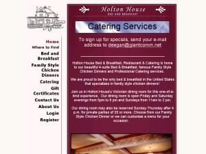 Holton House Restaurant & Catering