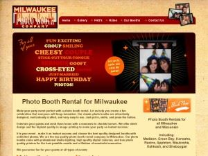 Milwaukee Photo Booth Company