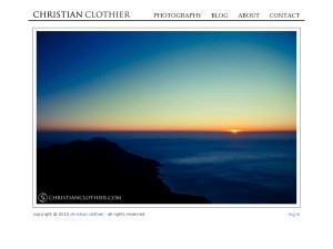 Christian Clothier Photography