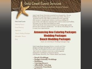 Gold Coast Event Services Catering