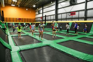 ROCKIN'JUMP - The Ultimate Trampoline Park