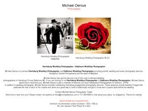 Michael Denius Photography