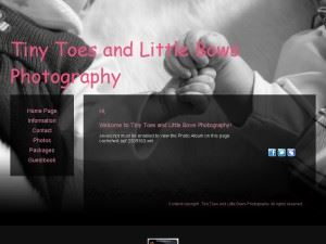 Tiny Toes and Little Bows Photography