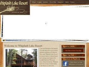 Whiplash Lake Resort and Corporate Retreat