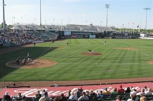 Community America Ballpark - Kansas City T-Bones