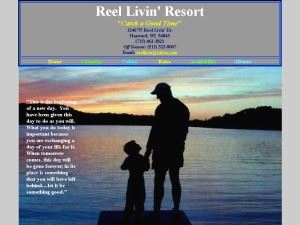 Reel Livin Resort And Campground