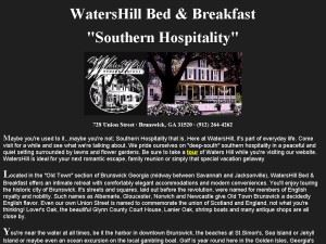 WatersHill Bed & Breakfast