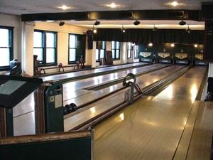 Action Duckpin Bowl