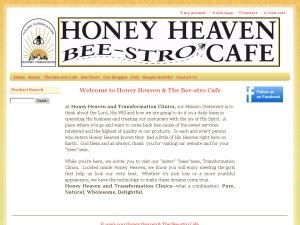 Honey Heaven and the Vineyard Tea Room