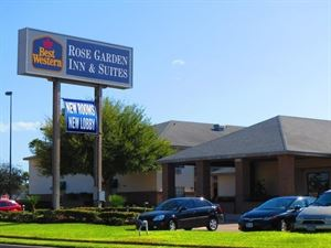 Best Western - Rose Garden Inn & Suites