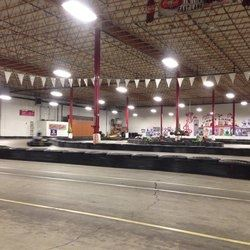 Fastlane Indoor Kart Racing
