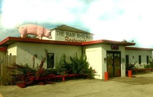 The Bar-B-Q Man Restaurant