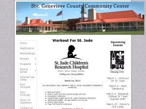Ste Genevieve County Community Center