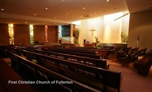First Christian Church Of Fullerton