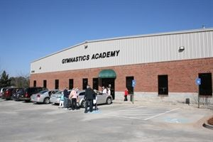 The Gymnastics Academy of Atlanta